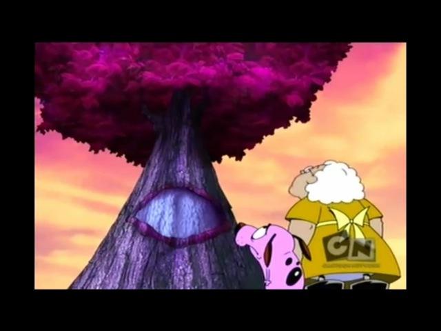 Coragem, o Cão Covarde Ep.27 – A Árvore Mágica de Lugar Nenhum