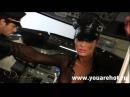 Эротический ролевой костюм стюардессы
