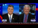 FULL interview Newt Gingrich - Clinton Corruption - Laura Ingraham on Donald Trump