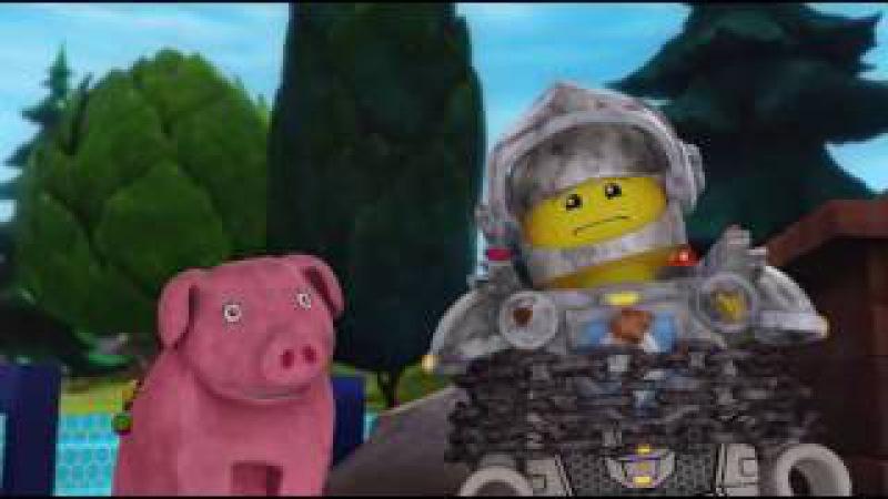 Lego: Рыцари Нексо / Сила и магия (Сезон 1, Серия 10) | Все мультфильмы