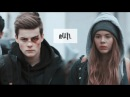 neurosis&hillsin: Chris & Eva || Run [AU]