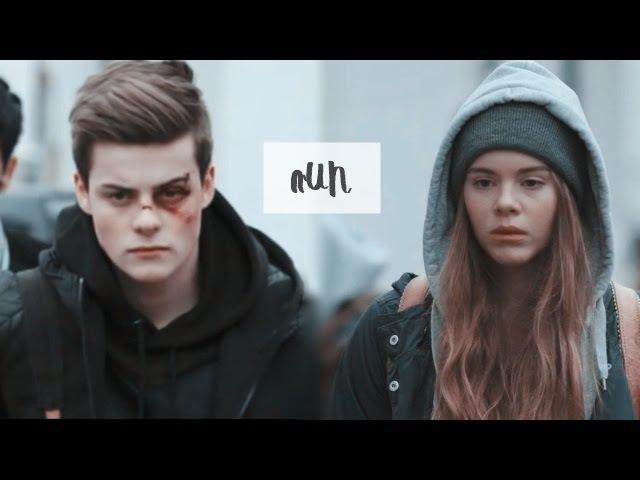 ● Chris Eva || Run [AU] ●
