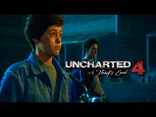 Uncharted 4 A Thief's End (Путь вора) Прохождение - Часть 1: Зов приключений