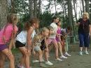 Юные курские спортсмены совмещают отдых с тренировками
