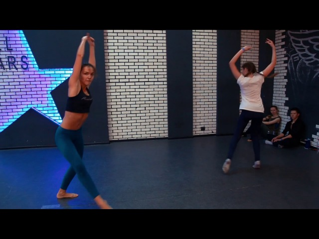 Phlux–Nym.Contemporary by Леван Бакурадзе.All Stars Workshop 11.2016