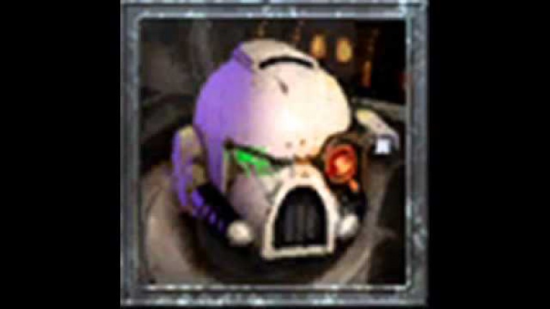 Warhammer 40 000 Dawn of War (Фразы) - Аптекарий