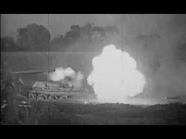 Die Frontschau Nos 5 and 6 Alpine Troops in Fight to a Village 1941 German Russian Front Footage