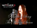 The Witcher 3 Priscilla's Song The Wolven Storm Cover by Alina Lesnik and Marc v d Meulen
