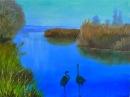 Пейзаж Утро раннее от Татьяны Букреевой.