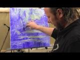 НОВЫЕ ВИДЕО ИГОРЯ САХАРОВА!  ПРУД С КУВШИНКАМИ МОНЕ Уроки живописи маслом