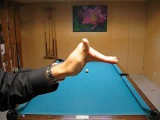 How To Play Pool: Open Hand Bridge for Draw Follow