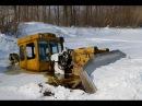 Т 130 Трактор в грязи и воде! Трактор   единственное всегда актуальное транспортно...