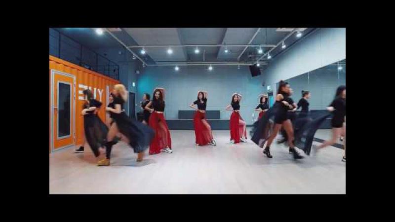 SISTAR ( 씨스타) - I Like That Dance Practice (Mirrored)