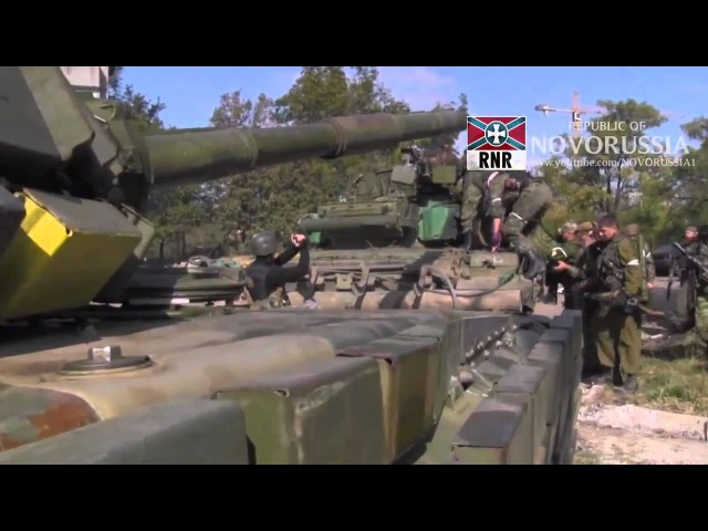 18 Бой за Донецкий аэропорт Моторолла Гиви и Абхаз Часть 2