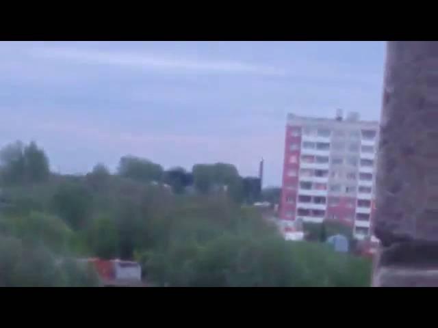 НЛО Архангельск. 18 мая 2016г.