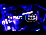 Palit GeForce GTX 1080 Ti GameRock RGB SYNC