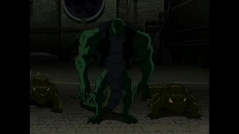 The Batman.Бэтмен (2004-2008) Второй сезон 4 серия
