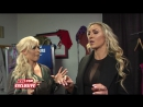 Charlotte Flair wants Dana Brooke to keep Sasha Banks from WrestleMania Exclusive, March 12, 2017