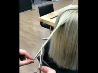 Офигенная стрижка