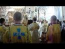 25 річниця з дня освячення церкви св ап Петра і Павла с Добрівляни