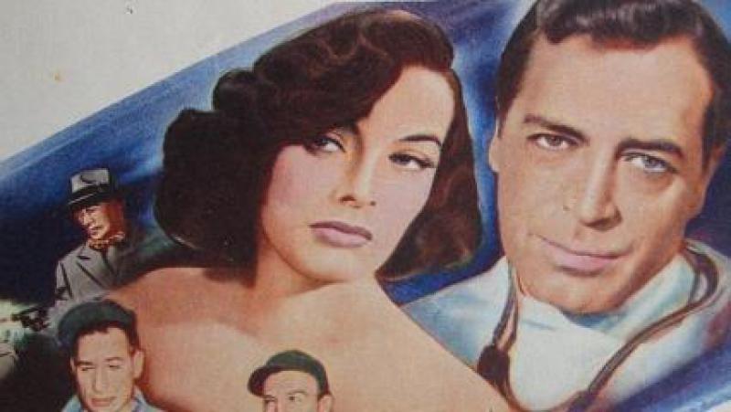 Cine Negro.-El experimento de Alcatraz.-(1950).Español