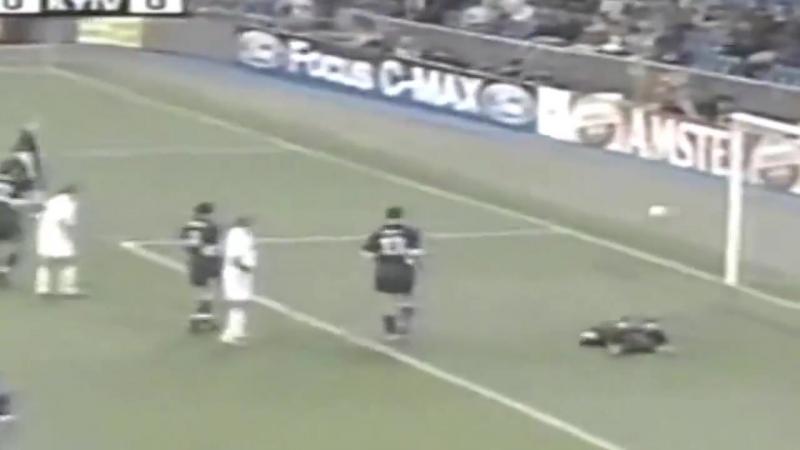 Реал Мадрид Динамо Киев Лига Чемпионов 2004 2005 3 тур