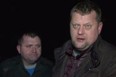 Пьяный сотрудник полиции оказался фейком (ВИДЕО)