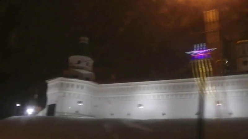 DеньХ ТВ - Отчет о поездки в Истру 17.12.2016 г