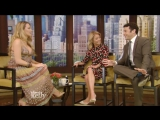 Blake Lively Chats Pregnancy  (Cafe Society) #LiveWithKelly