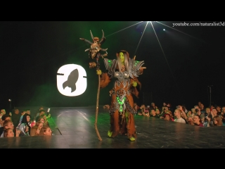 Косплей Warcraft Гул'дан