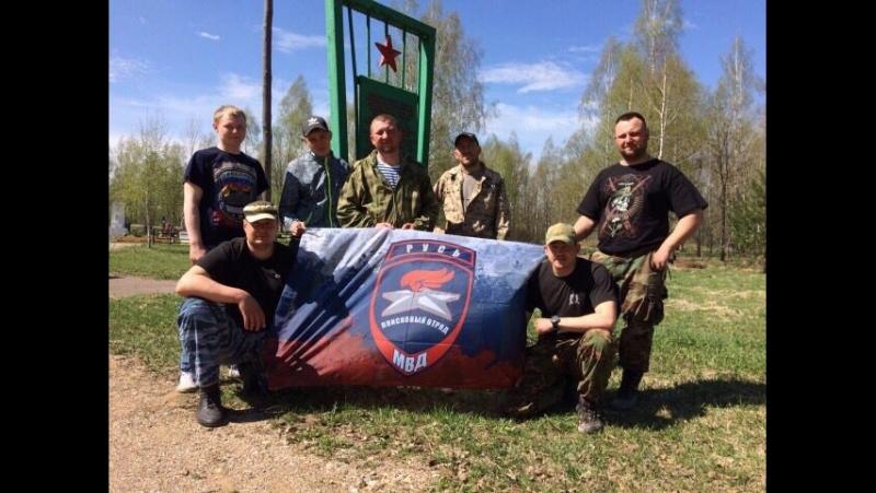 В Калужской области полицейские из поискового отряда Русь узнают и возрождают правду Великой Отечественной войны