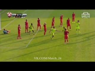 Урал - ЦСКА Москва 0-1 (13 августа 2016 г, Чемпионат России)