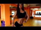 Female Fitness Motivation. Natalia Medvedev