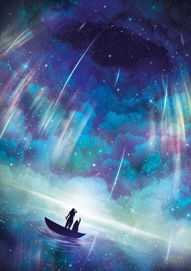 Звёздное небо и космос в картинках - Страница 4 YmViQCF9HW8