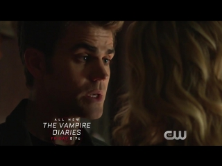"Дневники вампира \ The Vampire Diaries - 8 сезон 5 серия Промо ""Coming Home Was a Mistake"" (HD)"