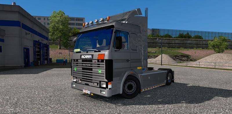 Грузовики Scania 113M и 143M