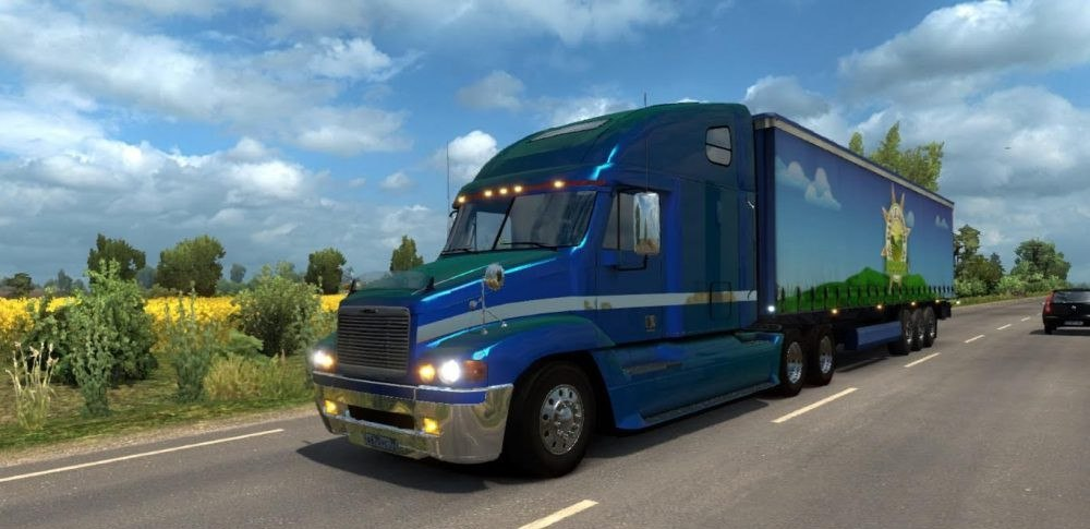 Грузовик Freightliner Century