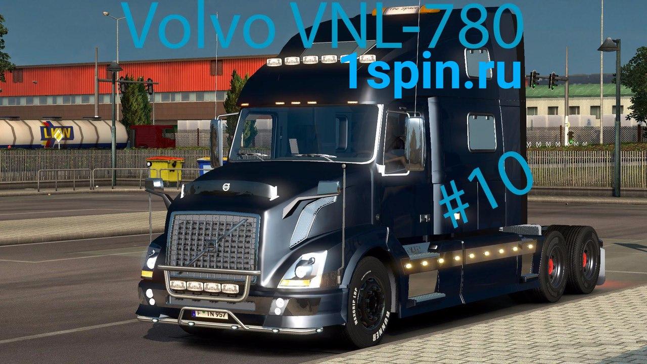 Грузовик Volvo VNL 780 v2.0