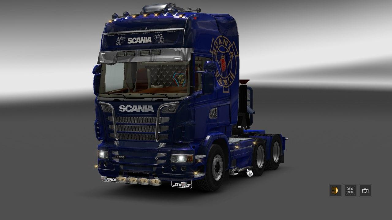 "Тюнинг Scania R (SCS)"" 3.0 Update"