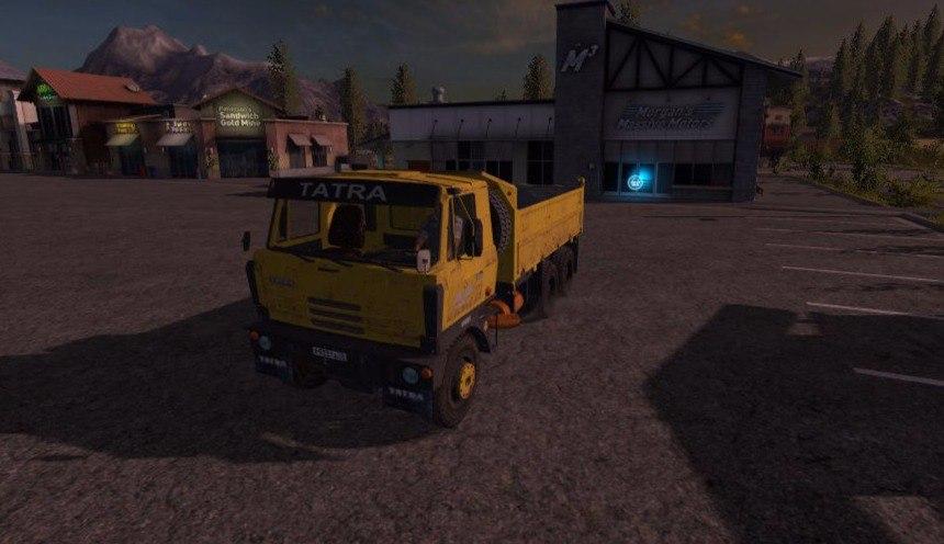 Tatra T815 S3