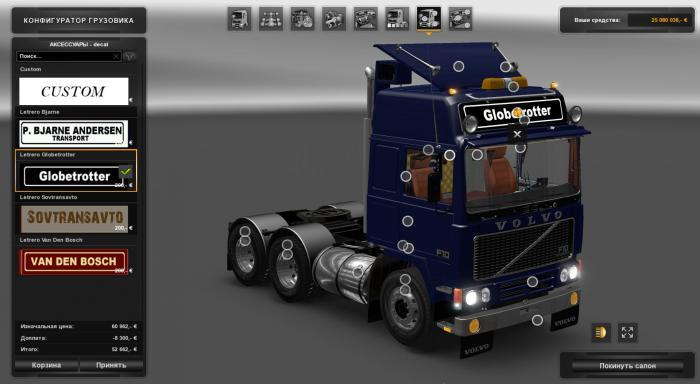 Volvo F10/F12 r15.5