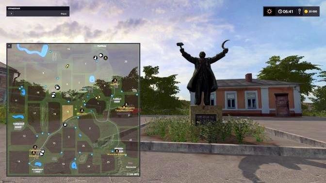 Карта Петровка v 2.4.0.1