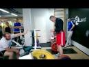 Соревнования Fitness Land - становая тяга