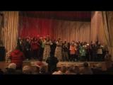 фолк шоу группа Красная смородина