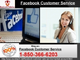 Can I make a call to Customer Service for Facebook in Odd Hours 1-850-366-6203