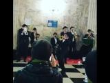 Спасибо! Очень круто! На спектакль меня зарядили! #московскоеметро #метро #сюрприз #музыканты
