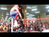Pepsi Colya vs Big Van Marcus Fan Expo 2016