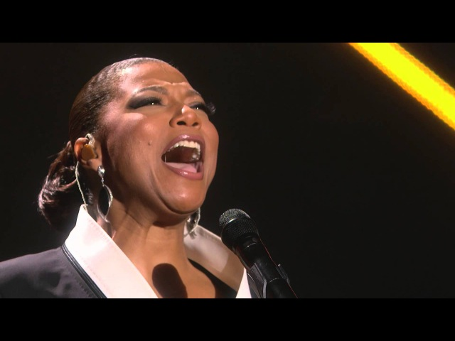 Queen Latifah I know where I've been 2014 Nobel Peace Prize Concert