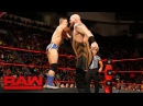 Big Show vs The Shining Stars 2 on 1 Handicap Match Raw Feb 27 2017