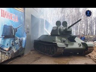 Реставраторы. Танк Т-34-76. Часть 2